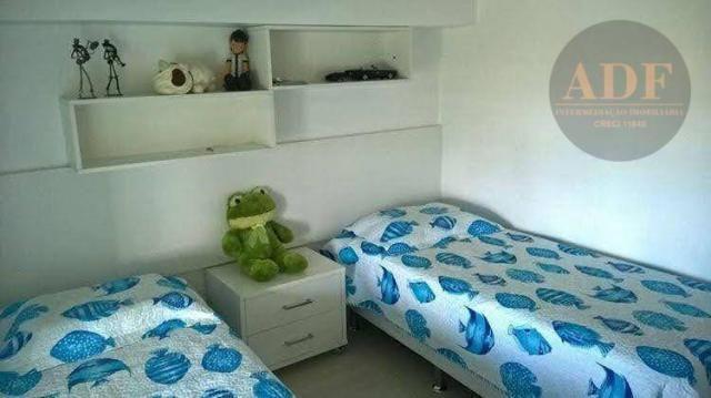 Âncorar - apartamento duplex - 3 quartos à Beira-mar de Porto de Galinhas Locação por Temp - Foto 18