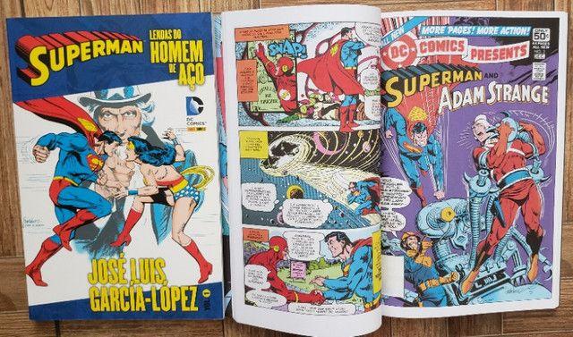 Superman Lendas Do Homem De Aço. História completa (Volumes 1 e 2) - Foto 4