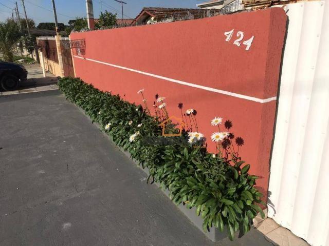 Casa com 3 dormitórios à venda, 80 m² por R$ 250.000,00 - Capela Velha - Araucária/PR - Foto 2