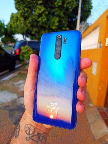 Note 8 Pro azul - Foto 5