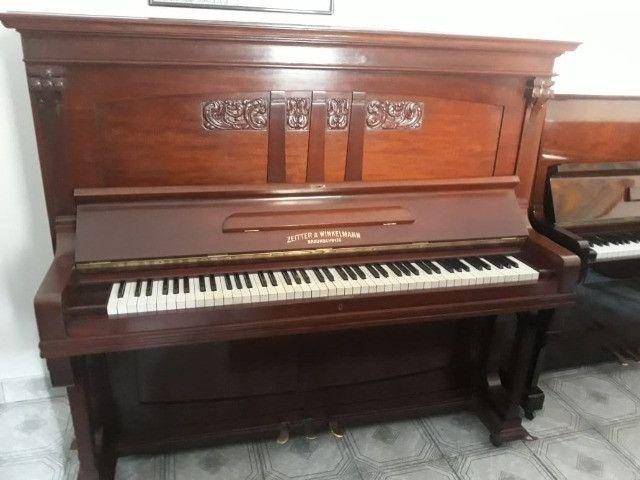 ShowRoom C/ Pianos Samick -Suzuki - Yamaha - Zietter - Steinway & Outros CasaDePianos - Foto 4