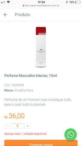 Perfume Invictos  - Foto 2