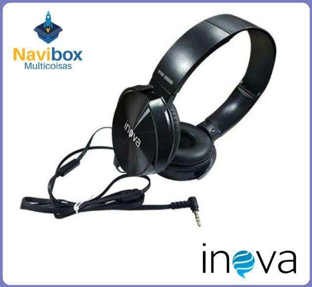 Fone de Ouvido - Inova Pro definição | FON-2059D - Foto 3