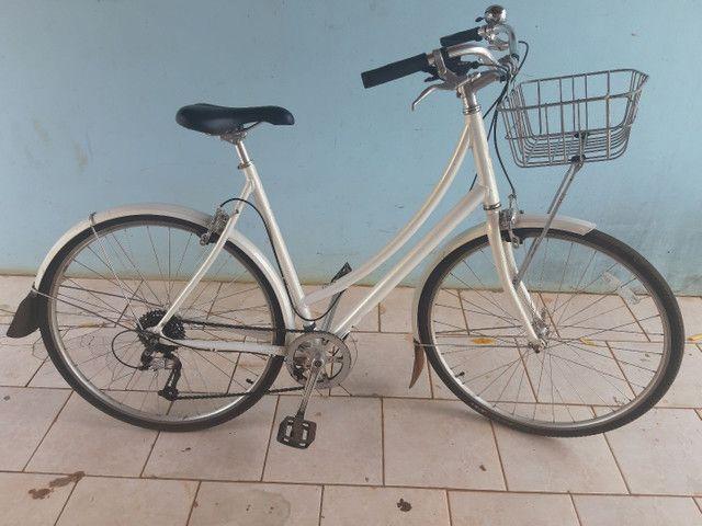 Bicicleta seminova specialized daily Feminina de passeio ideal para lugares planos
