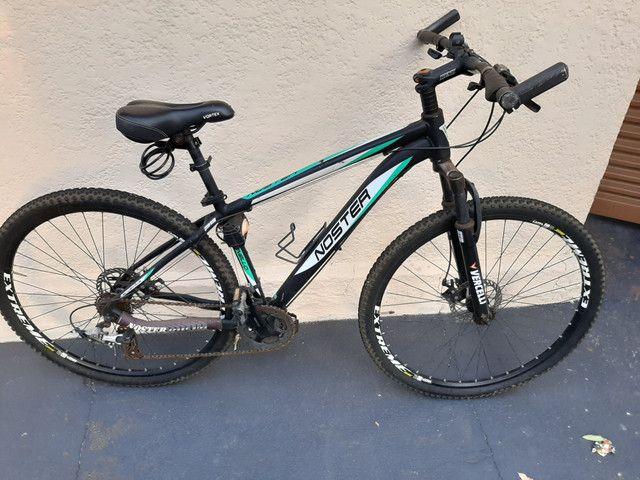 Vendo bicicleta aro 29 quadro 17 - Foto 2