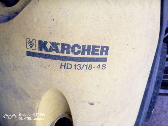 Lava jato Karcher original industrial HD13/18-4S  - Foto 2