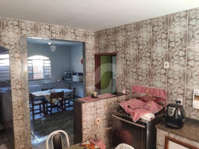Casa com 3 dormitórios à venda, 170 m² por R$ 400.000 - Centro (Manilha) - Itaboraí/RJ - Foto 16