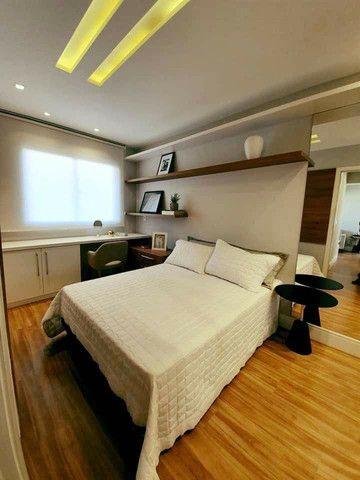 Apartamento + sacada gourmet + entrada facilitada + documentação inclusa  - Foto 3