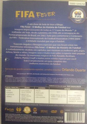 Fifa Forever Edição Especial Limitada Duplo Dvd 100% Original - Foto 3