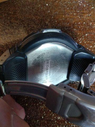 Casio Sport Pro Trek PRG80T vendo ou troco por Smartwatch de meu interesse - Foto 6