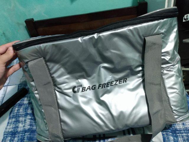 Bag freezer 30 litros