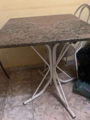Mesa 4 cadeira - Foto 2