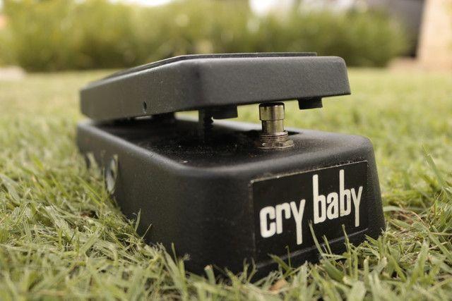 Pedal Dunlop Cry Baby Wah Wah Gcb95 - Foto 3