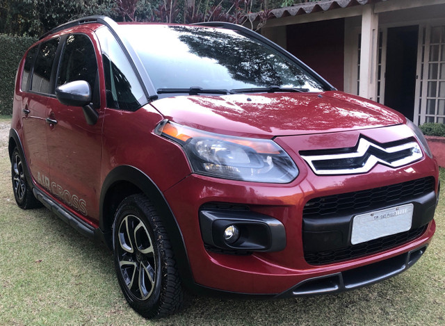 Citroen Aircross 2015 *Completo* 1.6 Exclusive Manual - Foto 2