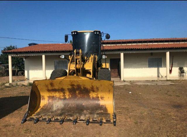 Vendo ou troco 924k por escavadeira - Foto 2