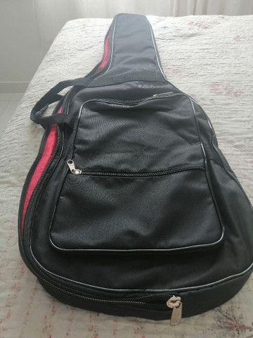 Guitarra (Capa Luxo Exclusiva) Única no OLX - Foto 3