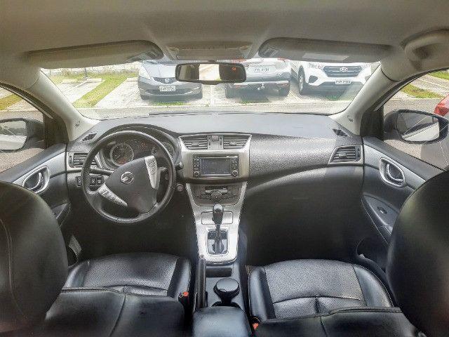 Nissan Sentra 2.0 SL 16V Flex 4P Automático - Foto 5
