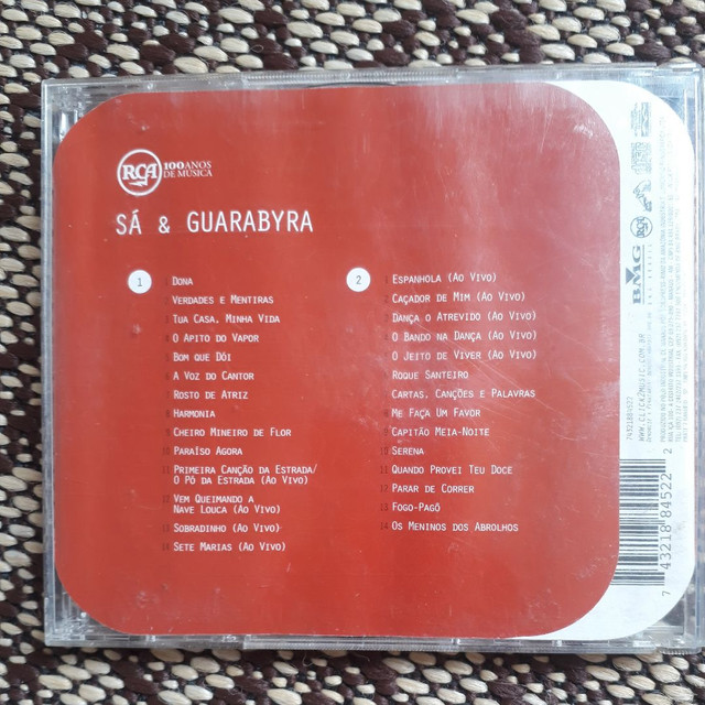 CD Sá & Guarabyra - Foto 2