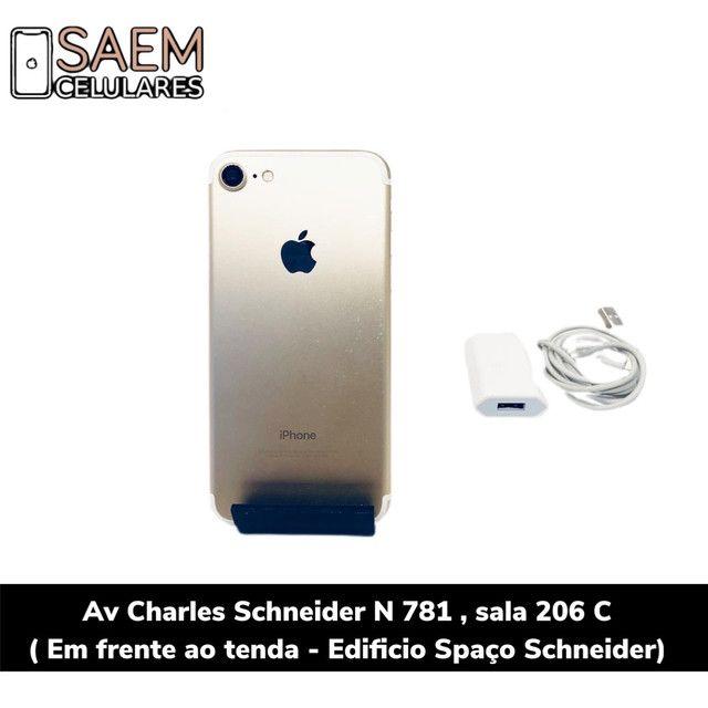 iphone 7 32 gb ( silver / gold/ preto)  - Foto 2