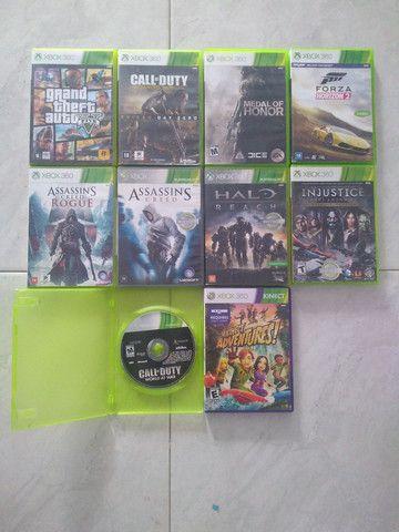Jogos originais Xbox 360 - Foto 2