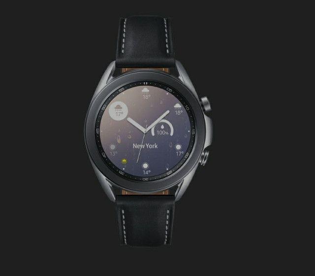 Galaxy Watch3 Bluetooth (41mm) lacrado