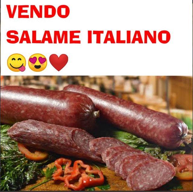 VENDO SALAME ITALIANO