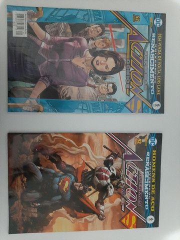 HQs DC Renascimento - Superman Action Comics edições de 1 a 8 - Foto 3