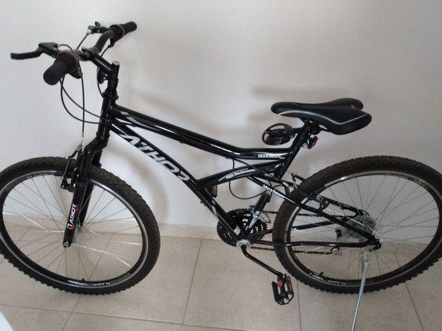 Bicicleta nova com nota - Foto 5