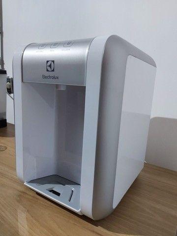 Purificador de água Electrolux bivolt branco - Foto 3