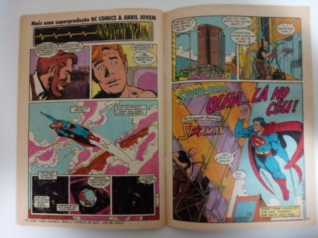 HQ do Super Homem & Starman - Faço ML. - Foto 4