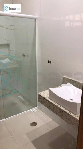 Casa com 3 dormitórios à venda, 148 m² por R$ 759.000,00 - Residencial Aquarela Das Artes  - Foto 20