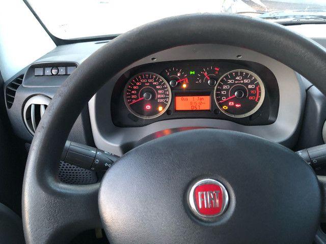 Fiat Doblò Essence 1.8 7 lugares 2012 completa Extra!!  - Foto 14