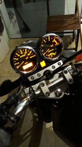 MOTO SUZUKI GSR 150 I