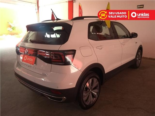 Volkswagen T-cross 2020 1.0 200 tsi total flex comfortline automático - Foto 4