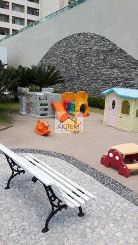LUXO NA BEIRA MAR DE OLINDA- 3 qts suites- 4 VAGAS GARAGEM .  - Foto 12