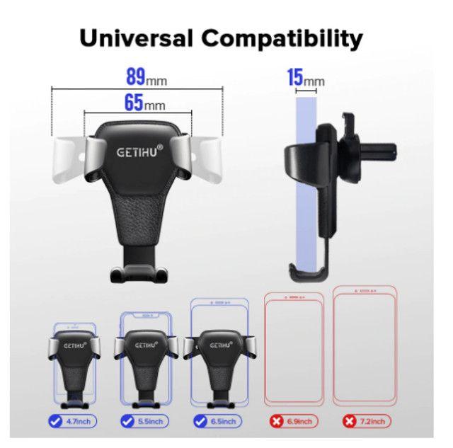 Suporte Celular Veicular Universal (novo) - Foto 2