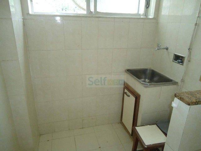 Apartamento com 1 dormitório para alugar, 55 m² - Santa Rosa - Niterói/RJ - Foto 10
