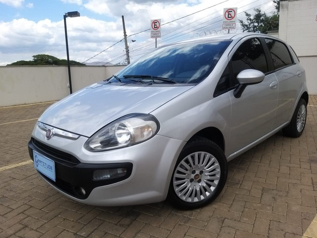 Fiat Punto Attractive 1.4 (Flex) - Foto 3