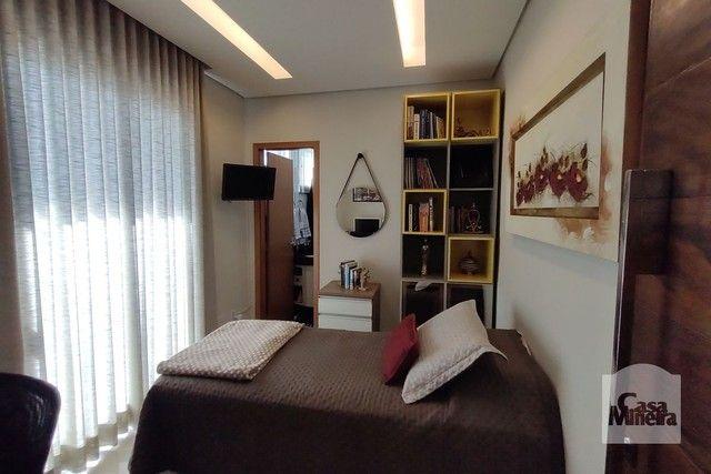 Apartamento à venda com 5 dormitórios em Castelo, Belo horizonte cod:340779 - Foto 16