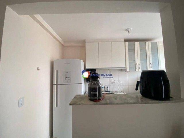 Apartamento com 2 dormitórios à venda, 58 m² por R$ 225.000,00 - Setor Negrão de Lima - Go - Foto 5