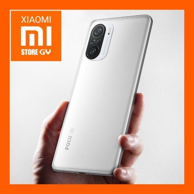 Exclusividade - Xiaomi Poco F3 8GB/256GB Branco + Brindes - Pronta Entrega