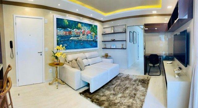 Lindo Apartamento mobiliado, ótima localização -Ponta Negra, Natal/RN - Foto 2