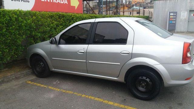 Renault logan 1.0 16V expression 4p 2013 13