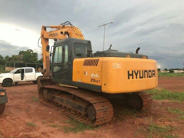 Vendo Hyundai 210LC-7  - Foto 3