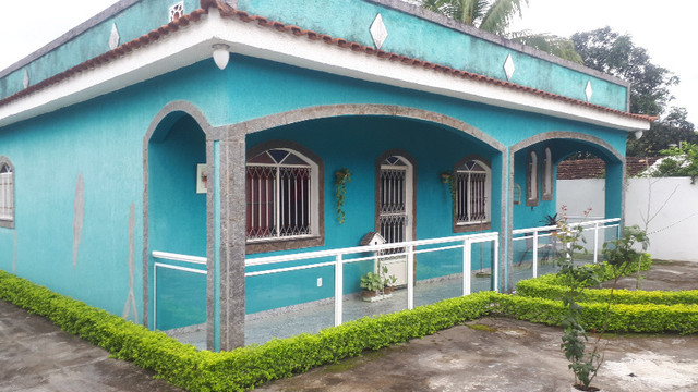 Linda Casa 3 quartos 2 banheiros em Itaboraí bairro Outeiro das Pedras - Foto 8