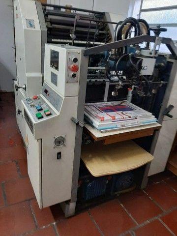 Máquina Sakurai Automática Pneumática  - Foto 2