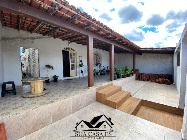 Casa ampla de 4 Quartos/suíte em Eldorado - Serra - ES