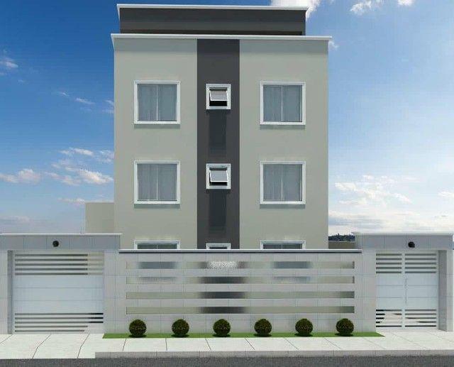 Apartamento 02 quartos com suíte bairro Santa Terezinha - Foto 5