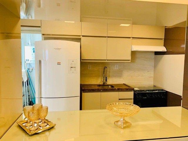 Lindo Apartamento mobiliado, ótima localização -Ponta Negra, Natal/RN - Foto 11