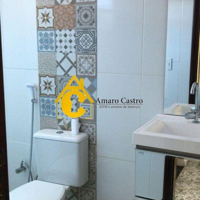 COD 520 - Casa em condomínio Vovó Mercedes em São Pedro da Aldeia - Foto 10